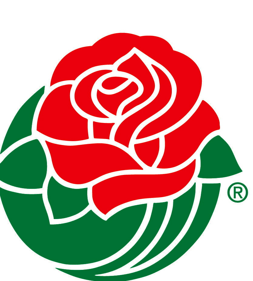 Logos With A Rose As A Symbolmark Qbn